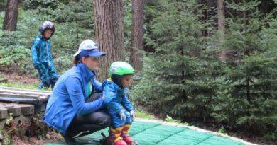 Grundschulwettbewerb Skispringen & MiniSkifliegen in Grüna