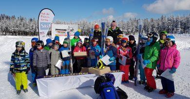 Landesfinale Grundschulwettbewerb Skispringen in Nordrhein-Westfalen/ Winterberg