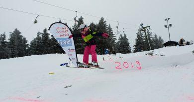 Grundschulwettbewerb Skispringen in Winterberg