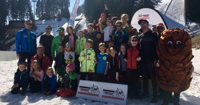 Landesfinale Grundschulwettbewerb Skispringen  – Auf die Plätze, fertig… Ski am 23.03.2019 in Oberwiesenthal